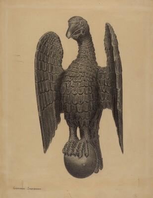 Eagle Figure