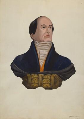 Daniel Webster Figurehead
