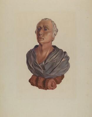 Figurehead: Bust of Washington
