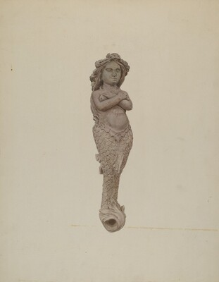 Figurehead: Mermaid