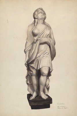 Galatea Figurehead