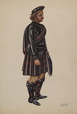 Wooden Scotchman