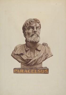 Bust of Paracelsus