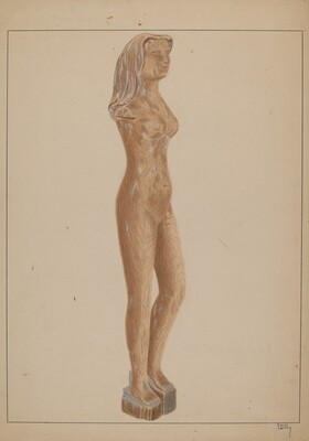 Carved Nude