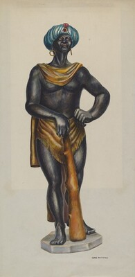 Slave Advertising Figure