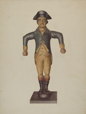 Figure of Coachman