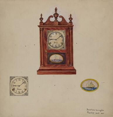 Clock, Antique