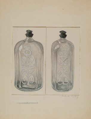 Cordial Bottle