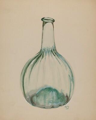 Blown Bottle