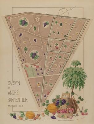 Andre Parmentier Garden