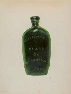 Liberty Glass Bottle