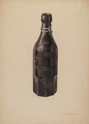 Weiss Beer Bottle