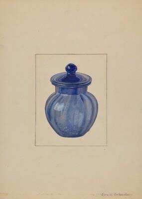 Rose Petal Jar