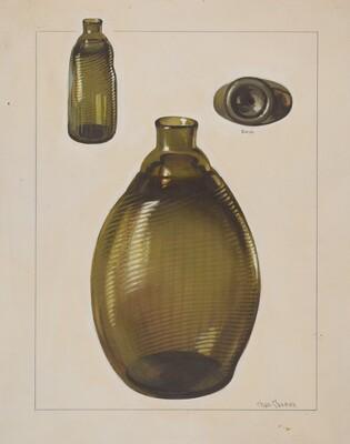 Flask (Pitkin Type)