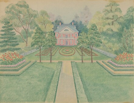 N.W. Stuyvesant Residence