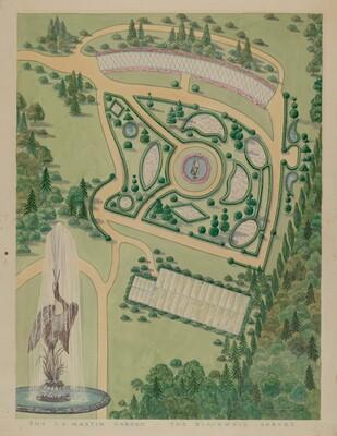 Isaace P. Martin Garden