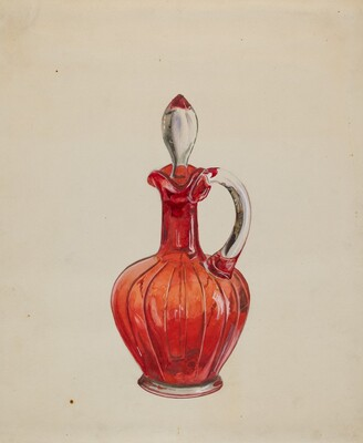 Vinegar Cruet