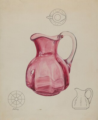 Ruby Pitcher