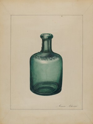 Bottle (For Spring Water)