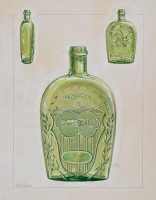 Liquor Flask