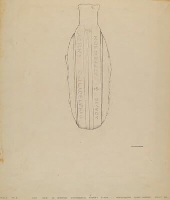 Gen. Washington Flask