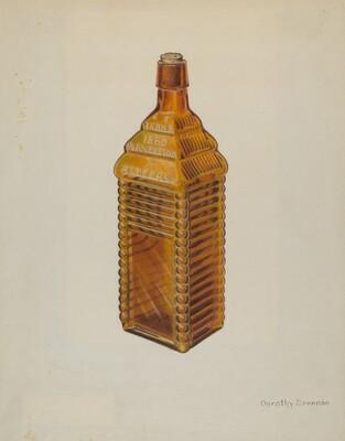 Bitters Bottle