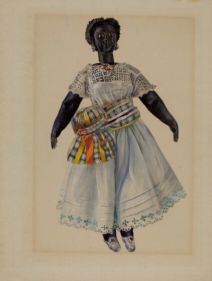 dolls from the index of american design
