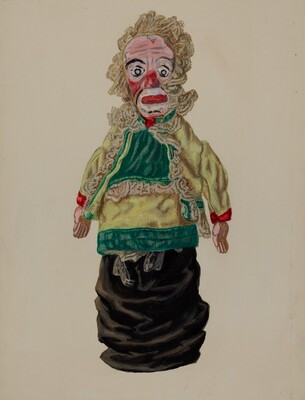 Hand Puppet Judy
