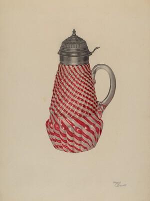 Molasses or Syrup Mug