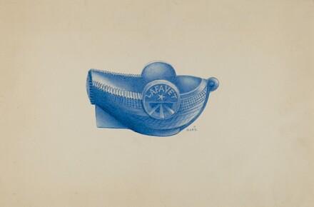 Blue Salt Boat