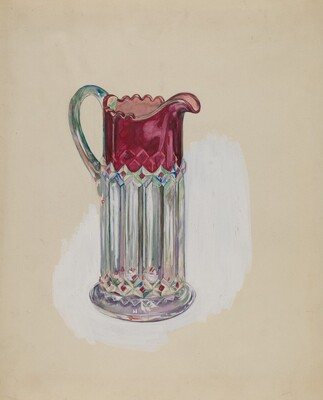 Souvenir Pitcher