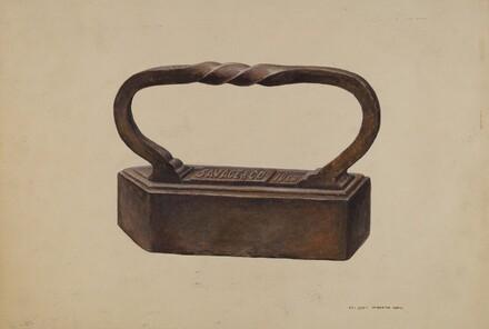 Tailor's Goose Iron