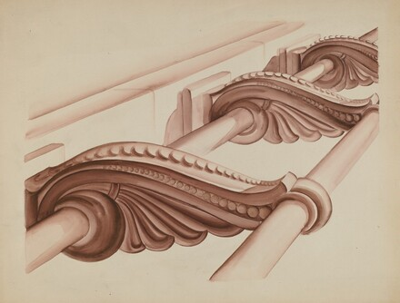 Ornamental Stair Rail
