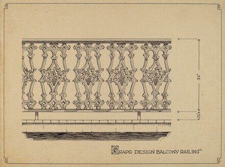Grape Design Balcony