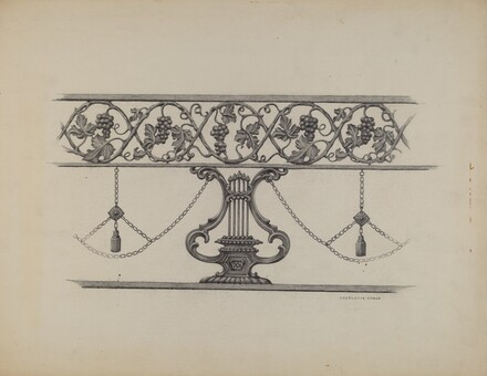 Cast Iron Fencing