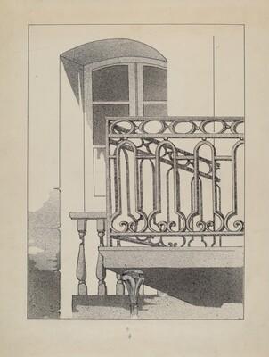 Iron Balcony