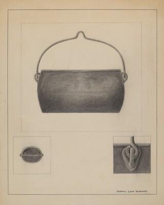 Fireplace Pot