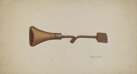 Horse Shoer's Knife