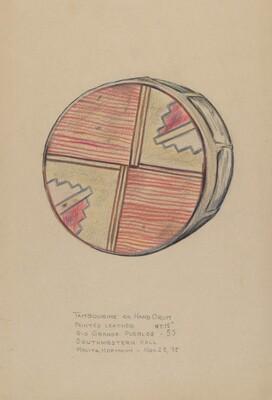 Tambourine or Hand Drum