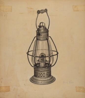 Coal Oil Lantern