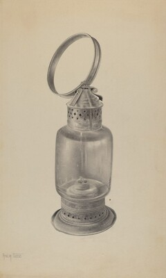 Hand Lantern