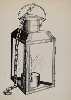 Stable Lantern
