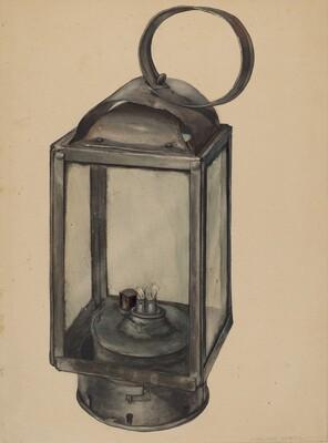 Lantern (Shaker)