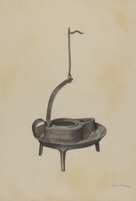 Betty Lamp