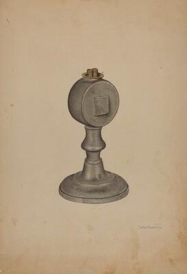 Camphor Lamp