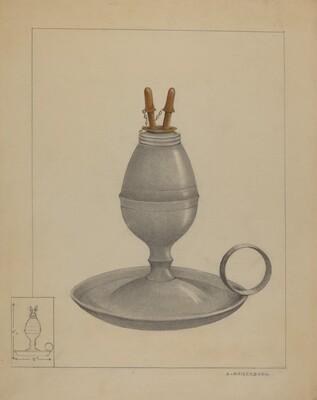 Chamber Lamp