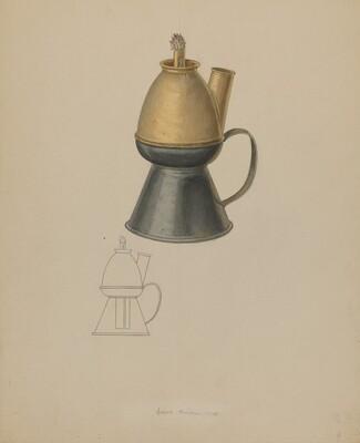 Petticoat Lamp