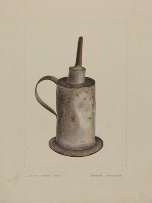Wick Lamp