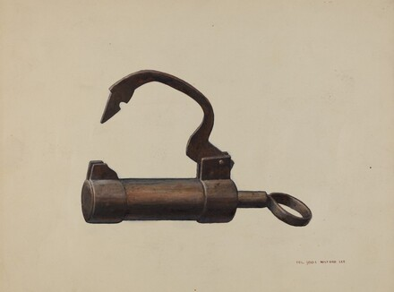 Barrel Lock