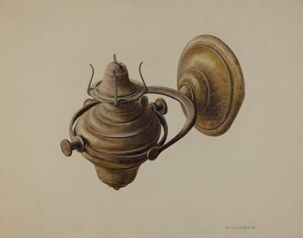 Binnacle Lamp